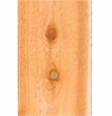 1X6X6' WRC KNOTTY FENCEBOARDS 